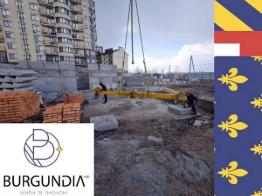 Новини з будівництва ЖК BURGUNDIA 23.04.2021
