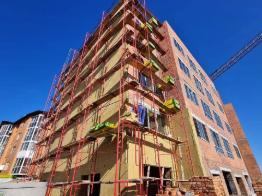 Новини з будівництва ЖК Новатор Ірпінь 26.04.2021