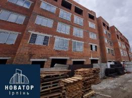 Новини з будівництва ЖК Новатор Ірпінь 18.04.2021