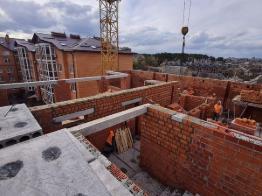 Новини з будівництва ЖК Новатор Ірпінь 23.04.2021