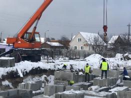 Новини з будівництва ЖК Сімейний 15.01.2021