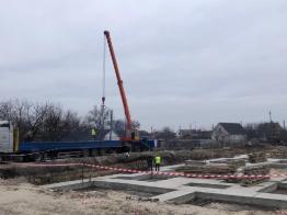 Новини з будівництва ЖК Сімейний 11.01.2021