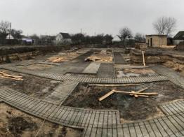 Новини з будівництва ЖК Сімейний 17.12.2020