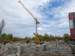 Новини з будівництва ЖК BURGINDIA 27.05.2021