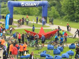 Товариство «Відважних» підтримало масштабну велогонку «Gravel Challenge» (фото)