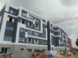 Хід будівництва житлового комплексу «NOVATOR IRPIN» 15.06.2021