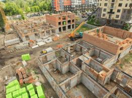 Новини з будівництва ЖК BURGINDIA 22.06.2021