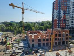 Новини з будівництва ЖК BURGINDIA 13.07.2021